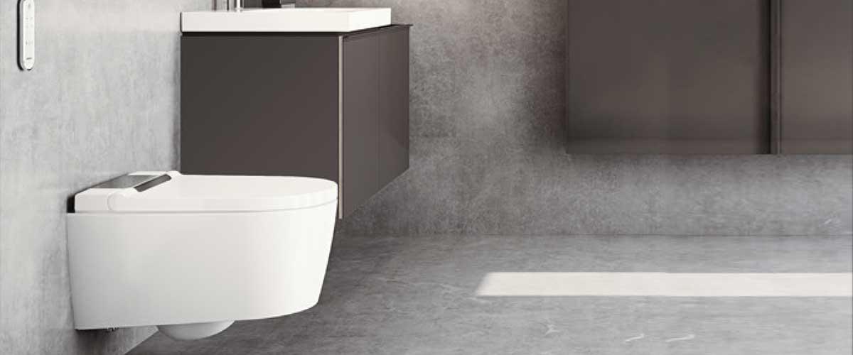 Ein Dusch WC, höchster Badezimmerkomfort oder Spielerei?
